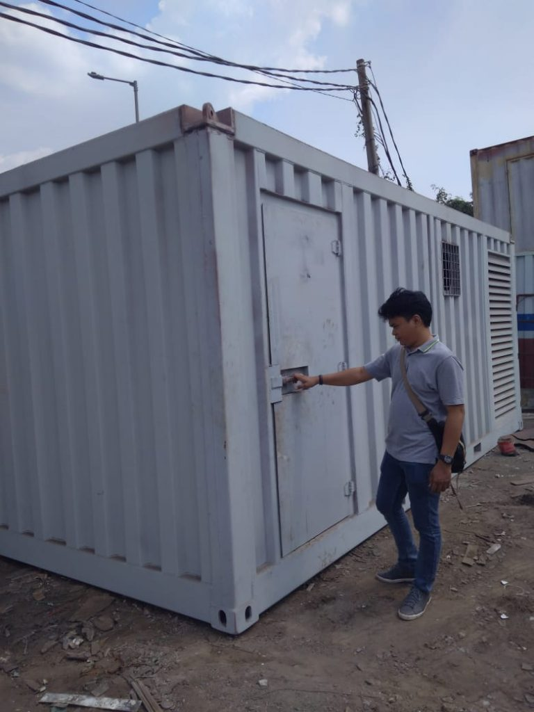 Pressurized Distribution Cabinets and Container Explosion Proof